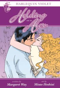 [Harlequin Violet: Holding On To Alex (Product Image)]