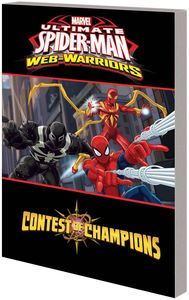 [Marvel Universe: Ultimate Spider-Man: Contest Of Champions (Product Image)]