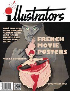 [Illustrators Magazine #24 (Product Image)]