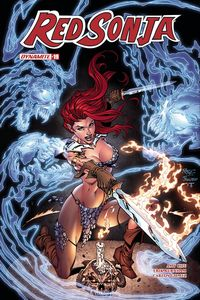 [Red Sonja #19 (Cover E Royle Exclusive Subscription Variant) (Product Image)]