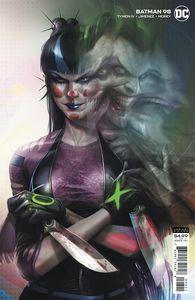 [Batman #98 (Card Stock B Mattina Variant Edition Joker War) (Product Image)]