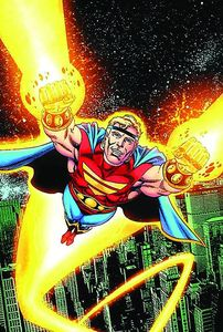 [Marvel's Mightiest Heroes: Volume 96: Quasar (Product Image)]