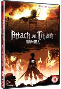 [Attack On Titan: Part 1 (Product Image)]