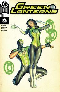 [Green Lanterns #42 (Variant Edition) (Product Image)]