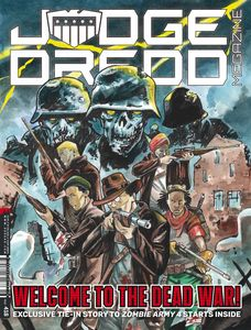 [Judge Dredd Megazine #416 (Product Image)]