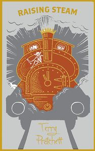 [Discworld: Book 40: Raising Steam (Hardcover) (Product Image)]