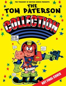 [The Treasury Of British Comics Presents: The Tom Paterson Collection (Hardcover) (Product Image)]