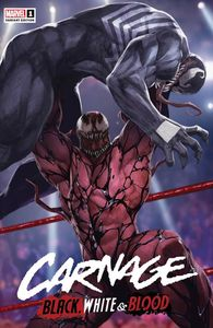 [Carnage: Black White & Blood #1 (Skan Variant) (Product Image)]
