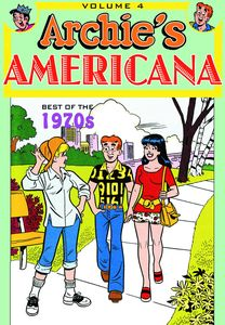 [Archie: Americana: Volume 4: The Best Of The 70s (Hardcover) (Product Image)]