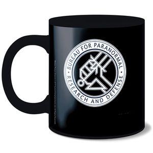 [Hellboy: Mug: B.P.R.D. Crest (Product Image)]