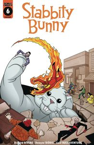 [Stabbity Bunny #6 (Cover B) (Product Image)]