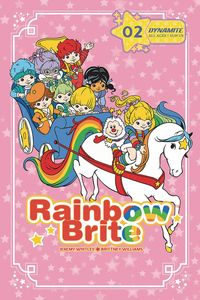 [Rainbow Brite #2 (Cover B Classic) (Product Image)]