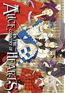 [Alice In The Country Of Hearts: Volume 3 (Product Image)]