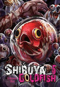 [Shibuya Goldfish: Volume 5 (Product Image)]