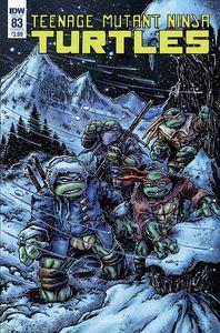 [Teenage Mutant Ninja Turtles: Ongoing #83 (Cover B Eastman) (Product Image)]
