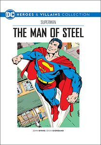 [DC Graphic Novel Collection: Heroes & Villains: Volume 17: The Man Of Steel (Product Image)]