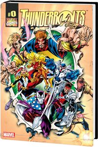 [Thunderbolts: Omnibus: Volume 1 (Bagley First Issue Cover Hardcover) (Product Image)]