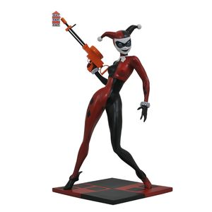 [Batman: The Animated Series: DC Premier Collection Statue: Harley Quinn (Product Image)]