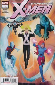 [Astonishing X-Men: Annual #1 (Product Image)]