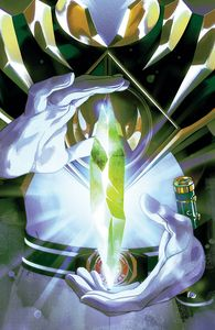 [Mighty Morphin Power Rangers #25 (One Per Store Variant) (Product Image)]