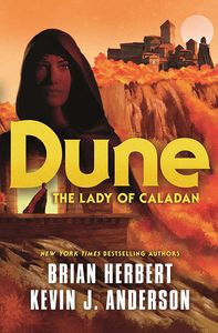 [Dune: The Caladan Trilogy: Book 2: The Lady Of Caladan (Hardcover) (Product Image)]