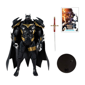 [DC Multiverse Collector Action Figure: Wave 3: White Knight Azbat (Product Image)]