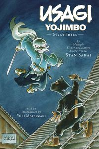 [Usagi Yojimbo: Volume 32 (Product Image)]