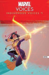 [Marvels Voices: Indigenous Voices #1 (Richardson Variant) (Product Image)]