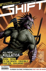 [Shift Comic Anthology #7 (Product Image)]