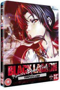 [Black Lagoon: Roberta's Blood Trail: OVA (Blu-Ray) (Product Image)]