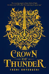 [Crown Of Thunder (Hardcover) (Product Image)]