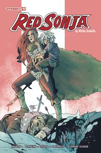 [Red Sonja: 2021 #3 (Cover D Durso) (Product Image)]