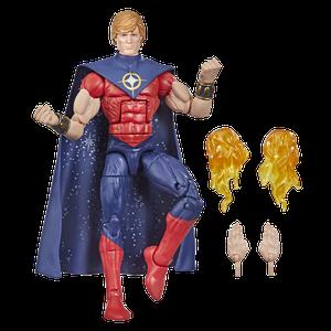[Marvel Legends Action Figure: Quasar (Product Image)]