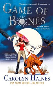 [Sarah Booth Delaney Mystery: Book 20: Games Of Bones (Product Image)]