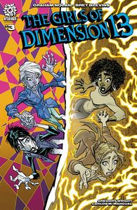[Girls Of Dimension 13 #3 (Product Image)]