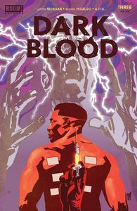 [Dark Blood #3 (Cover A De Landro) (Product Image)]