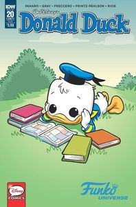 [Donald Duck #20 (Funko Art Variant) (Product Image)]