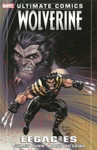 [Ultimate Wolverine: Legacies (UK Edition) (Product Image)]
