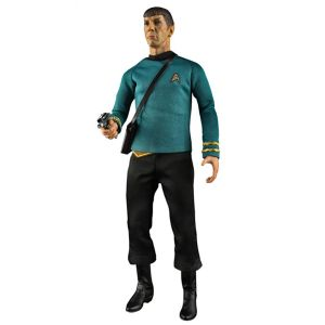[Star Trek: The Original Series: Deluxe Action Figure: Spock (Product Image)]