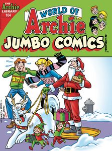 [World Of Archie: Jumbo Comics Digest #104 (Product Image)]