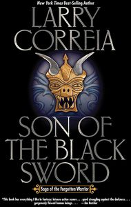 [Saga Of The Forgotten Warrior: Book 1: Son Of The Black Sword (Hardcover) (Product Image)]
