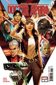 [Star Wars: Doctor Aphra #1 (Product Image)]