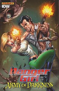 [Danger Girl And The Army Of Darkness: Volume 1 (Product Image)]