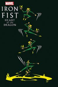 [Iron Fist: Heart Of Dragon #3 (Veregge Variant) (Product Image)]