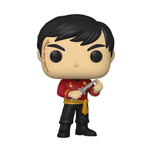 [Star Trek: Pop! Vinyl Figure: Sulu (Mirror Mirror Outfit) (Product Image)]
