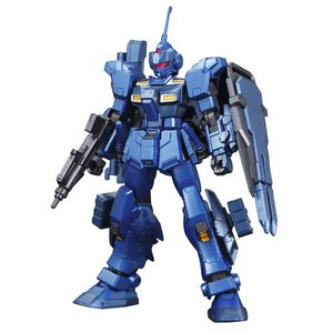 [Gundam: 1:144 Model Kit: RX-80PR Pale Rider (Hades Mode) (Product Image)]
