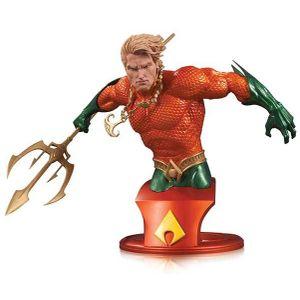 [DC Comics: Super Heroes Bust: Aquaman (Product Image)]