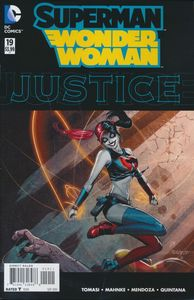 [Superman/Wonder Woman #19 (Product Image)]