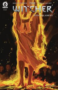 [The Witcher: Witch's Lament #1 (Cover A Del Rey) (Product Image)]