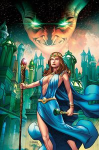 [Grimm Fairy Tales: Oz The Wizard One Shot (Cover A Chen) (Product Image)]